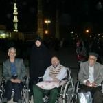 اردوی زیارتی انجمن معلولان ضایعات نخاعی استان تهران