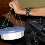 مناسب سازی ظرف مایکروفری برای افراد تترا پلژی