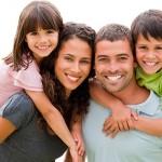 خانوادههای خوشبخت این شکلیاند