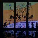 جشن بزرگ از خواستن تا توانستن در مجموعه فرهنگی،هنری برج میلاد با حضور دکتر قالیباف برگزار شد