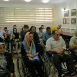 جلسه پرسش و پاسخ  پزشکی  در انجمن ضایعات نخاعی استان تهران برگزار شد