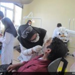 اجرای طرح معاینه و درمان بیماران مراکز نگهداری معلولان در مشگین شهر