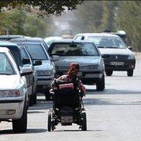 نگاهی به مناسبسازی معابر شهری برای افراد دچار نقص عضو سلامت نیوز: جایی برای معلولان نیست