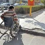 مناسب سازی معابر شهری برای تردد آسان تر معلولان ضروری است