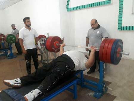 اردوی آمادگی تیم ملی وزنه برداری جانبازان و معلولان در رامسر