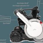 صندلی چرخ دار خودران در فرودگاه توکیو