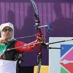 تجلیل سایت کمیته بینالمللی پارالمپیک از بانوی تیرانداز ایران