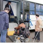 دستاندازهای مدیریتی، پیش پای تردد آسان معلولان