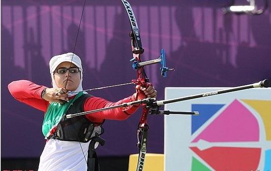 بانوی کماندار ایران کاندیدای بهترین ورزشکار ماه جهان