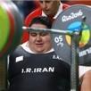 قهرمان وزنهبرداری پارالمپیک کشورمان اعتقاد دارد به دور از خشونت و با آرامش تمام مشکلات قابل حل است.