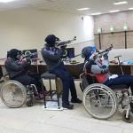 برترین های تفنگ و تپانچه بادی تیراندازان معلول معرفی شدند